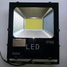 Đèn Led Pha 100w IP66 - Sáng Trắng (Sáng Vàng)