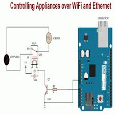 controlling appliances over wifi and ethernet engineersgarage circuit diagram controlling appliances over wifi and ethernet using arduino uno