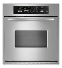 24 inch convection single wall oven architect r series ii handle stainless steel
