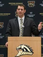 Metro & state: Tim Lester fills out staff at Western Michigan
