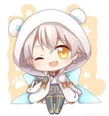 Top ảnh anime chibi siêu cute dễ thương