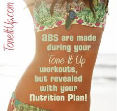 The Best Ab Workout Routine Toneitup Com