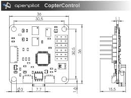 coptercontrol cc3d atom hardware setup librepilot openpilot images ccmeasurements png