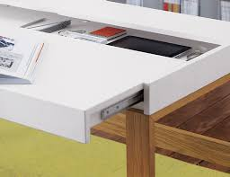 GL Casegoods Sliding Desk Top Detail - Decca Contract