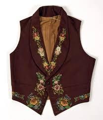 Waistcoat | British | The Metropolitan Museum of Art