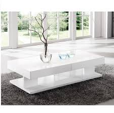 unique white coffee table lovable white gloss coffee table with 25 best ideas about white