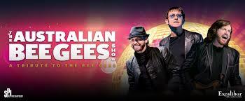 Australian Bee Gees Tickets In Las Vegas At Thunder Showroom