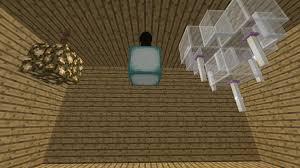 minecraft decorations 3 chandelier designs survival friendly