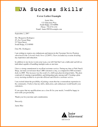 Cover Letter Template For Job Application Professional General