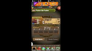 How To Level Up Monsters Fast Puzzles And Dragons Youtube