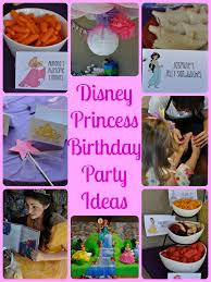 Disney Theme Decorations Disney Princess Birthday Party Ideas Archives Events To Celebrate