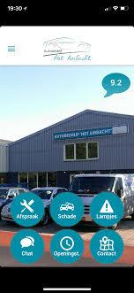 Onze App Autobedrijf Het Ambacht Mercedes Benz Specialisten Groep