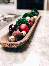 The bowls are all approx. Christmas Decor Headquarters By Ship
