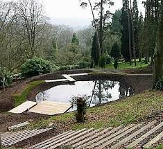 Small Picture large garden ponds design and construction of large garden ponds