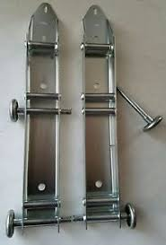 image is loading new garage door low headroom quick turn brackets