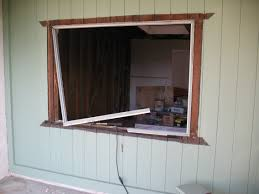How To Frame Window