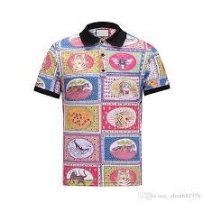 Brand 2019 Mens Top Crocodile Embroidery Polo Shirt Short Sleeve Solid Polo Shirt Men Polo Homme Slim Men Clothing Camisas Polos Shirt S 6xl