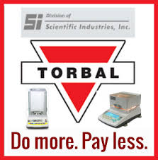 Torbal Scales and Balances