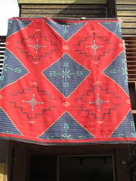 blue navajo rugs. Contemporary Navajo Chief Revival Blanket Navajo Rug By Priscilla Warren U2013 Very Large Size To Blue Rugs