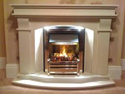 make fireplace fire starters portfolio the barn electric in marble with lights