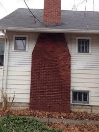 brick chimney repair tuckpointing