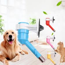 1pc <b>Creative Pet</b> Dog Hanging <b>Water Bottle</b> Head Ball-Type ...
