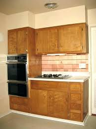 painting old wood kitchen cabinets idea cabinet of how to paint wooden ochre chalk
