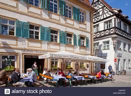 Bamberg Germany Restaurant Stock Photos Bamberg Germany