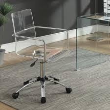 acrylic office chairs. Acrylic Office Chair Chairs C