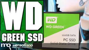 WD GREEN PC <b>SSD</b> обзор <b>твердотельного</b> диска - YouTube
