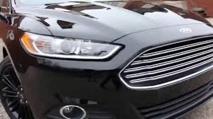ford fusion blacked out grill. 2016 all black ford fusion blacked out grill