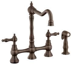 vintage oil rubbed bronze kitchen faucet tyres2c