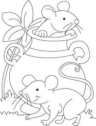 Coloring Pages Mouse Mouse Coloring Page Mouse Coloring Pages Mickey