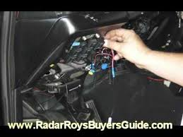 how to direct wire your radar detector youtube Fuse Box Wiring Escort 2003 Fuse Box Wiring Escort 2003 #15 Fuse Box Wiring with Breaker