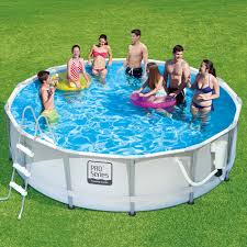 above ground pools from walmart. Unique Walmart Bestway 24u0027x12u0027x52 With Above Ground Pools From Walmart