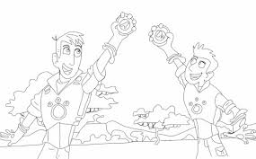 Small Picture Wild Kratts Coloring Pages to print Enjoy Coloring Places to