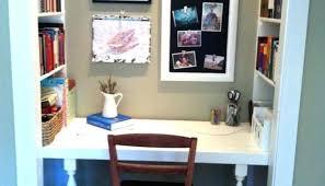 closet office. Office Design : Creating A Workspace At Home Closet Ideas .