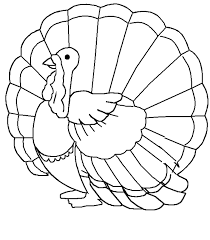 Small Picture Printable Turkey Coloring Page Printable Thanksgiving Coloring