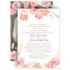 Invitations Quinceanera English Rose Invitation