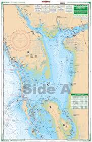 Pine Island Sound Chart Charlotte Harbor Pine Island Nautical Chart 01e