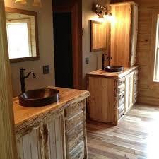 rustic bathroom vanities 36 inch. custom rustic cedar bathroom vanity by king of the forest furniture custommadecom vanities 36 inch s