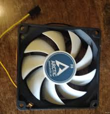 <b>Вентилятор Arctic Cooling F8</b> 80x80x25мм — купить в ...