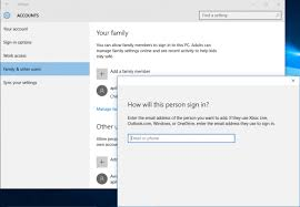How To Make Another Account On Windows 10 How To Add A Child Or Adult User In Windows 10 Laptop Mag