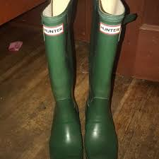 hunter boots size 6 80 off hunter boots shoes size 6 tall poshmark