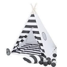 Bianco E Nero Di Disegno Per Bambini Tenda Bambino Giocattolo Casa I