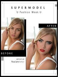 cyberlink s youcam makeup app lets you virtually try out your favorite fashion week inspired looks business wire