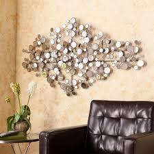 Metal Wall Decorations For Living Room Boston Loft Furnishings Atg1479ws Stoddart Mirrored Metal Wall