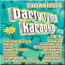 Party Tyme Karaoke: Super Hits, Vol. 25