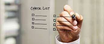 разновидностей статей для блога Контрольные списки Чек листы