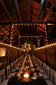 barn wedding lighting. candles barn wedding lighting